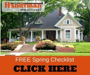 FREE Spring Checklist CTA